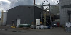 Canfor - PG Pulp Boiler Feedwater - Prince George, BC