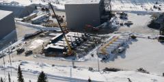 Wolverine Mine - New Facilities - Yukon Territories