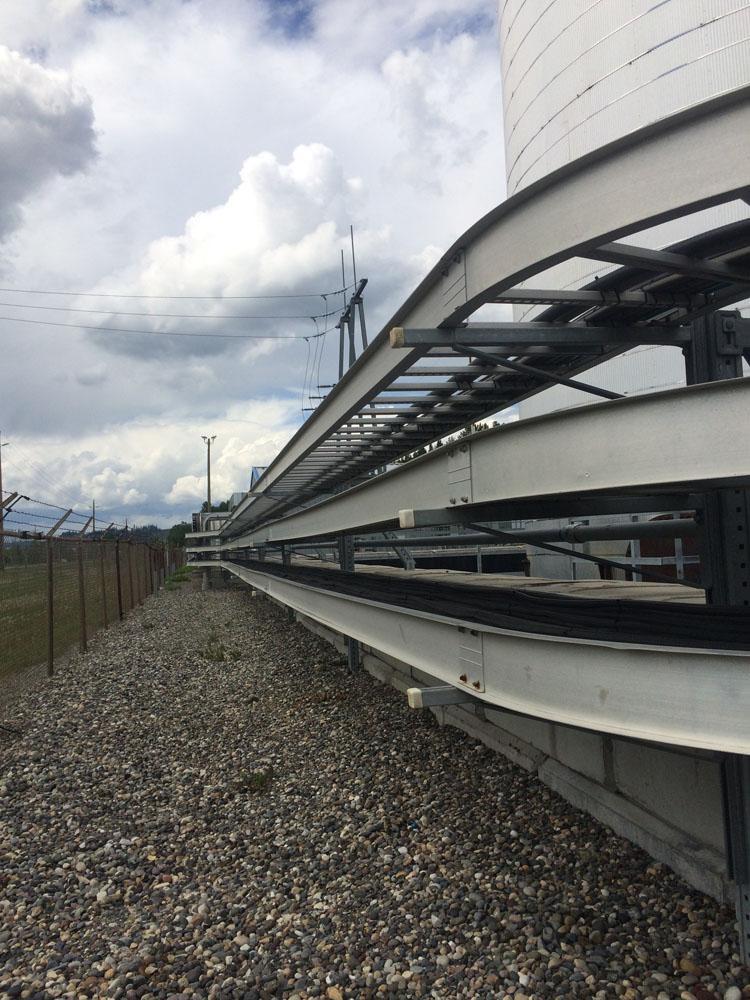 Husky Energy - Load Rack Upgrade - Prince George Refinery - Prince George, BC