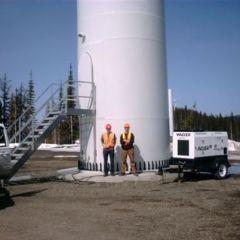 2010 Dokie Wind Farm