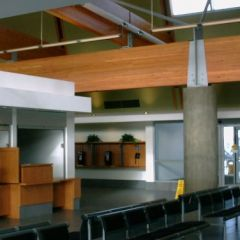 Fort St. John Airport 2005