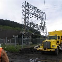 2006 Wolverine Coal Substation